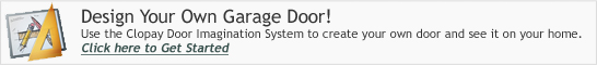 Use our Visualizer tool to design your new garage door.