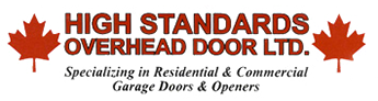 High Standards Overhead Door