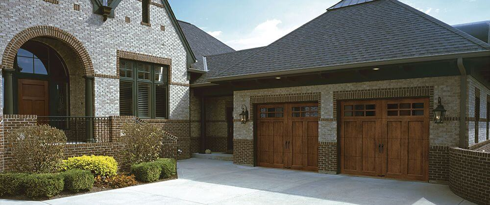 Residential Garage Doors By Clopay 174 Nanaimo High